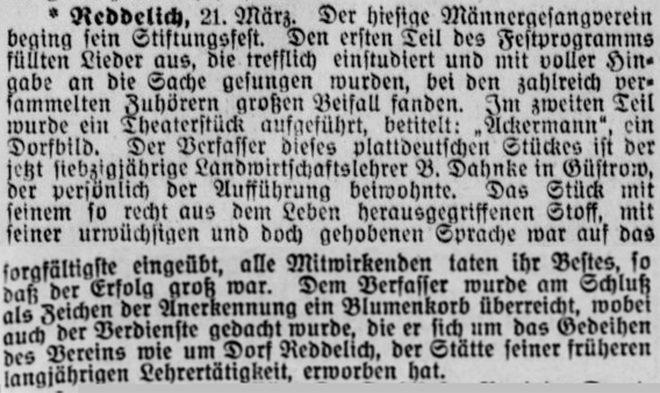 Ostseebote 1933